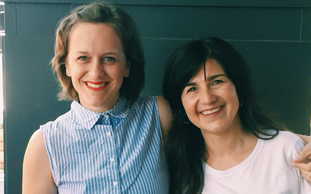 Episode One Hundred and Fifteen – Vicki Simpson