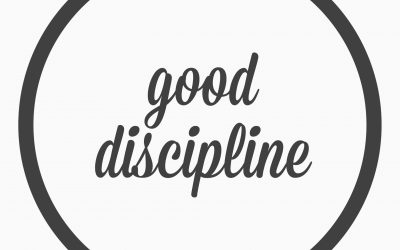 Ep. 37- good discipline