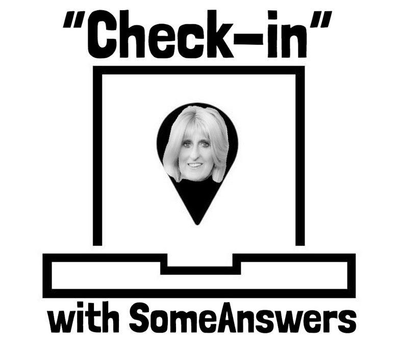 CheckinSA: Elaine Fraser